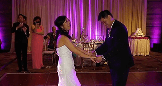 First Dance Fail! Why Did This Happen? | MERRY WEDDINGS
